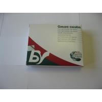 Compresses stériles 5 x 5 (boite de 10)