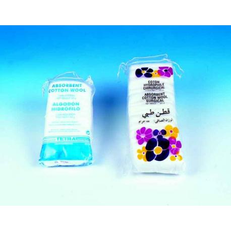 Coton hydrophile (sachet de 50 Gr)