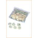 Doigtiers latex (sachet de 20 pièces)