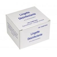 Tampons Chlorexidine par 100