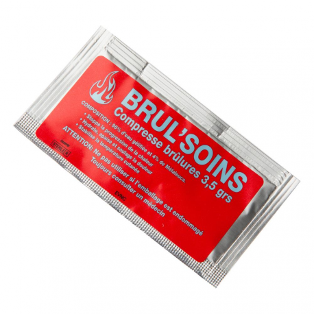 10 Tampons Brul Soins