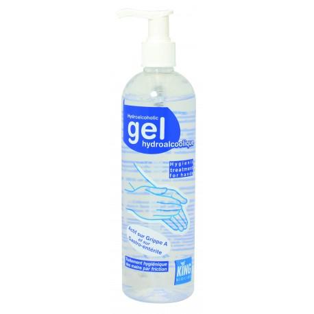 Gel hydroalcoolique 400 ml
